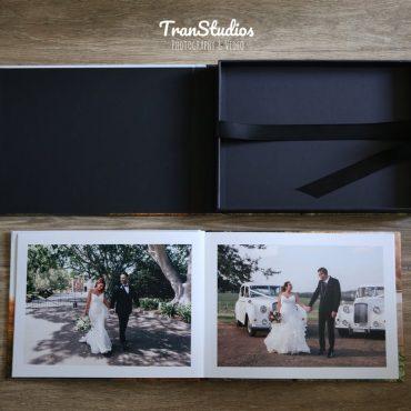 Innovative Ideas To Consider When Creating Your Wedding Album